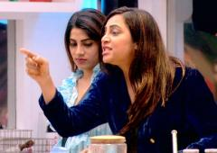 Bigg Boss 14: Why is Arshi targeting Rubina?