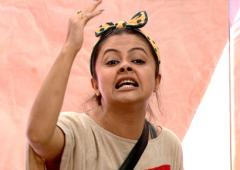 Bigg Boss 14: Nikki brings up Devoleena's #MeToo fight
