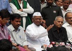'I am sure Kejriwal knew about IAC-BJP/RSS link'