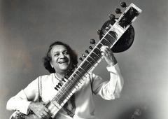 What George Harrison learnt from Ravi Shankar