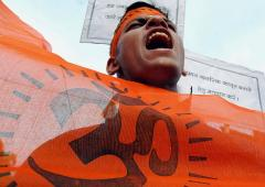 Hindu tolerance is under challenge