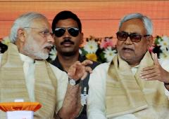 Snubbed by Modi-Shah, Nitish reached out to Lalu