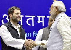 Why the Congress won't pose a challenge to Modi
