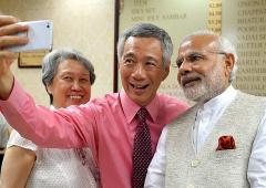 What Modi can learn from Singapore's Lee