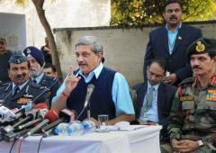 Manohar Parrikar: Defence minister with a difference