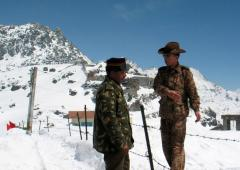 Be prepared for hot summers on the India-China border