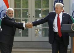 Pompeo coming to India with American goodies
