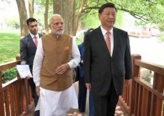 China hails Modi victory. This is why