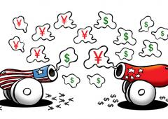 Will US-China trade conflict lead to a currency war?