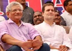 'Congress is not serious about its fight against BJP'