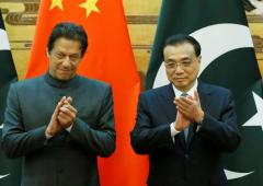 China-Pakistan ties get stronger by the day