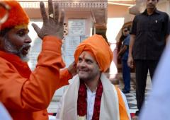 'Congress doesn't have roots in Hindu society'