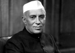 Nehru's vision for India was unique