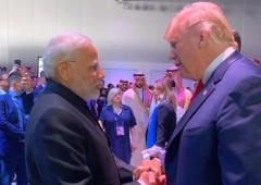 Are India and the US headed for a clash?