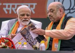 BJP vs Congress: How their manifestos compare