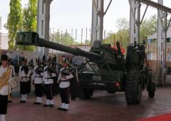 Indian Army gets 'Desi Bofors' guns
