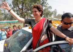 All about Priyanka Vadra's new residence in Lucknow