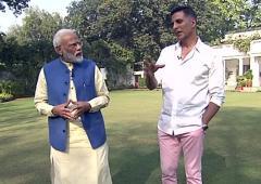 Sai's Take: The Akki-Modi Dil ki Baat