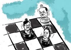 Sheena Bora Trial: A game of chess