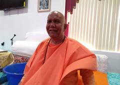 न्यू यॉर्क में हमले का शिकार हुए हिंदू पुजारी