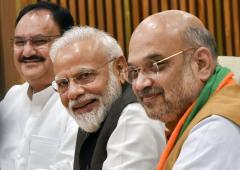 REVEALED: Modi-Shah-Nadda's big plans for BJP, govt