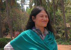 खुशियों ने इरोम शर्मीला का पता ढूंढ लिया