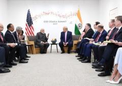 Modi-Trump meeting: Calling a Spade a Spade