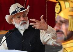 'Modi seems to have got his mojo back'