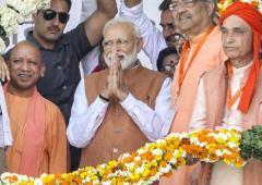 'BJP will lose 100 seats in heartland'