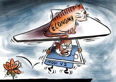 How Modi can rescue the economy