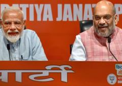 Modi's election 2019 is a repeat of Indira's in 1971