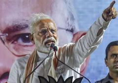 'Modi sees himself as a man of destiny'