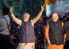 Vote! Who should be Modi's mantris?