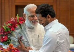 BJP leader: 'Jagan won't be spared'