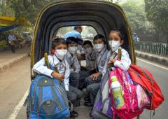 Health emergency in Delhi; schools shut till Nov 5