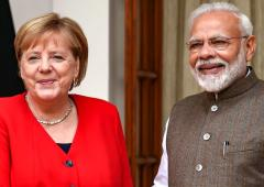 India, Germany resolve to combat terror: PM