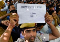Unprecedented stir by Delhi cops ends after assurances