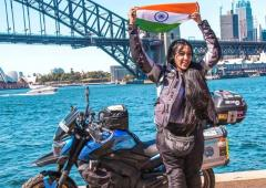 Of passionate riders and a motorcycling career