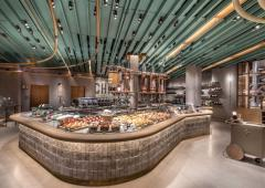 SNEAK PEAK: Inside Starbucks' largest coffee shop