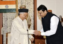 How the BJP pulled off a coup in Maharashtra