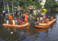 Bihar flood: Toll rises to 42; have patience, says CM