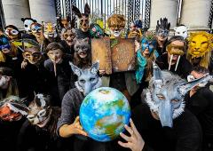 Extinction Rebellion: Climate protests rock the world