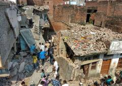 13 die in cylinder explosion in UP's Mau