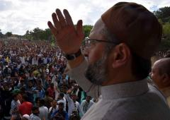 Does Owaisi hold sway over Muslim voters?