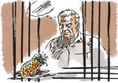 Sheena Bora Case: How will Peter eat fruit?