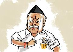 Bhagwat's message to Modi