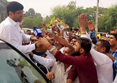 Dushyant Chautala: Possible heir to Devi Lal's legacy