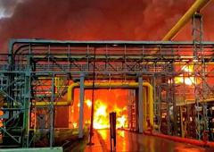 4 killed in fire at ONGC plant in Navi Mumbai
