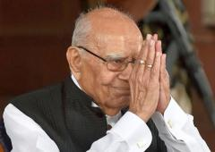 Ram Jethmalani: The man who never minced his words