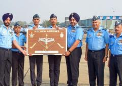 IAF resurrects 'Golden Arrows' squadron to fly Rafale
